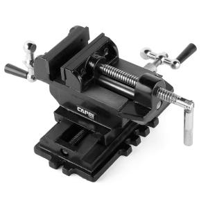 Click here to buy Capri Tools 4 inch Cross Slide Vise by Capri Tools.
