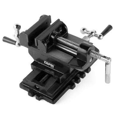 4 in. Cross Slide Vise