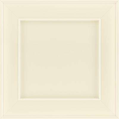 14-1/2x14-9/16 in. Cabinet Door Sample in Atherton Duraform Silk