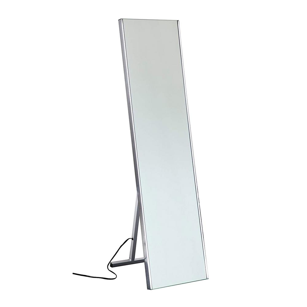 Vanity Art 17 in. x 63 in. LED Lighted Bathroom Mirror with Sensor Switch, Smoked Glass and Brushed was $363.51 now $272.63 (25.0% off)