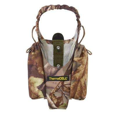 Personal Mosquito Repellent Appliance Holster with Best Clip in Realtree Xtra Green Camo