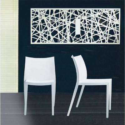 Green Square Dining Chair