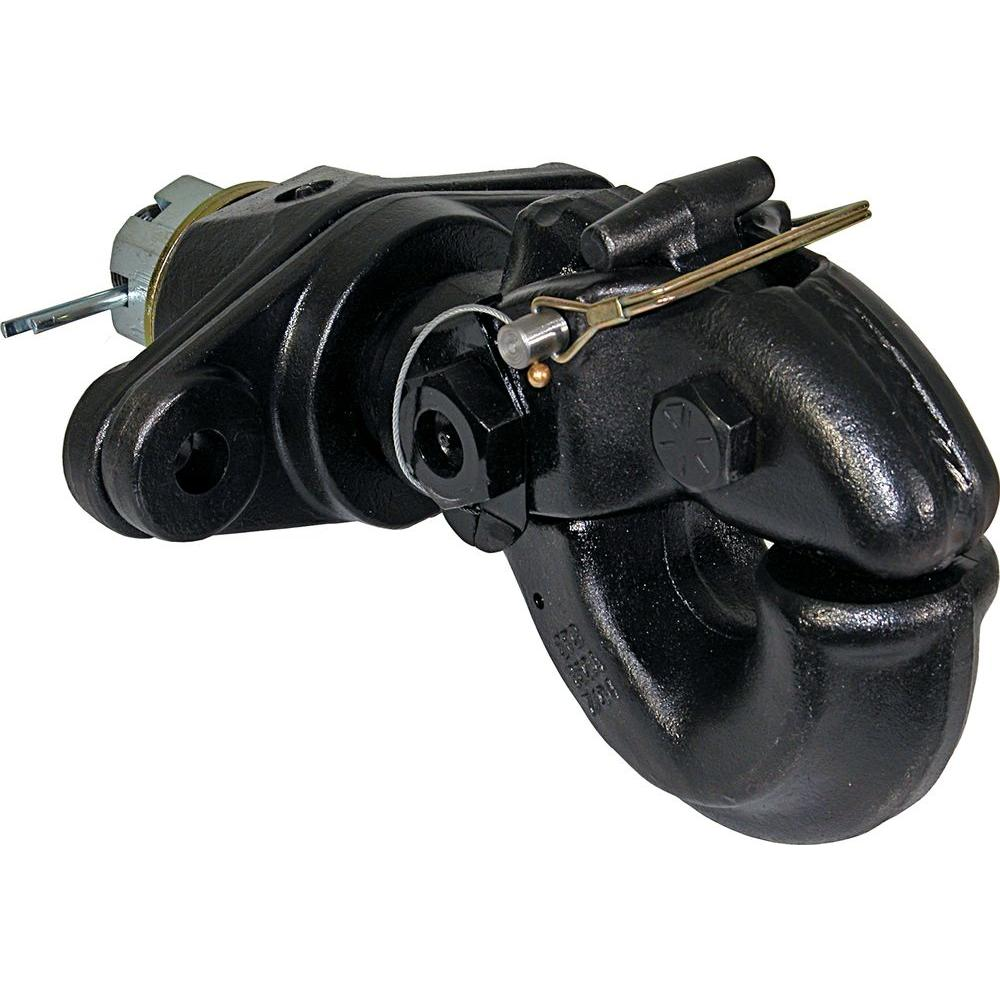 30 Ton Forged Swivel-Type Pintle Hook