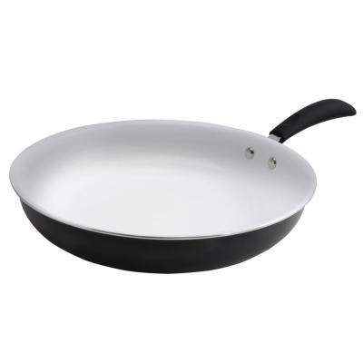 Hummington Aluminum Frying Pan with Bakelite Handle