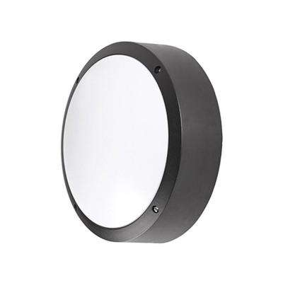 Troy Black Outdoor Integrated LED Wall Mount Sconce