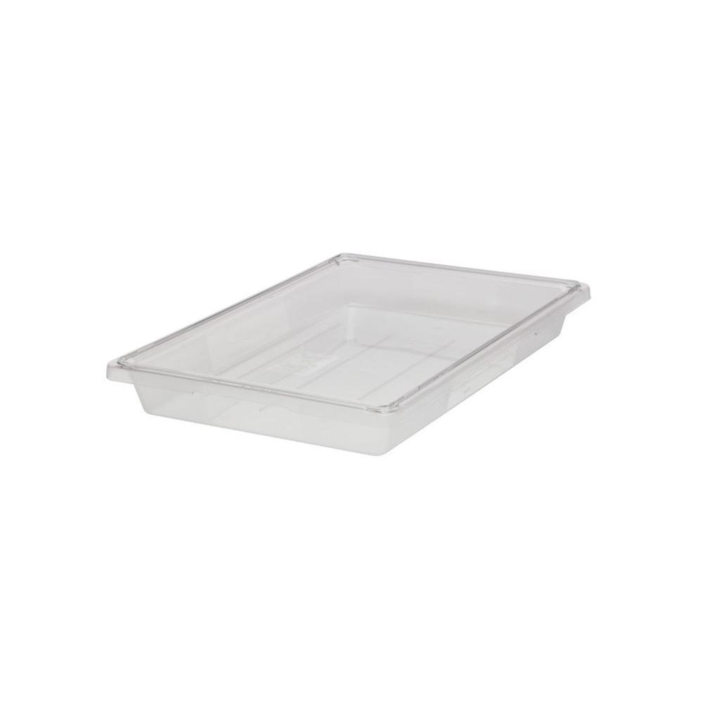 Rubbermaid 5 Gal. Clear Food Storage Box