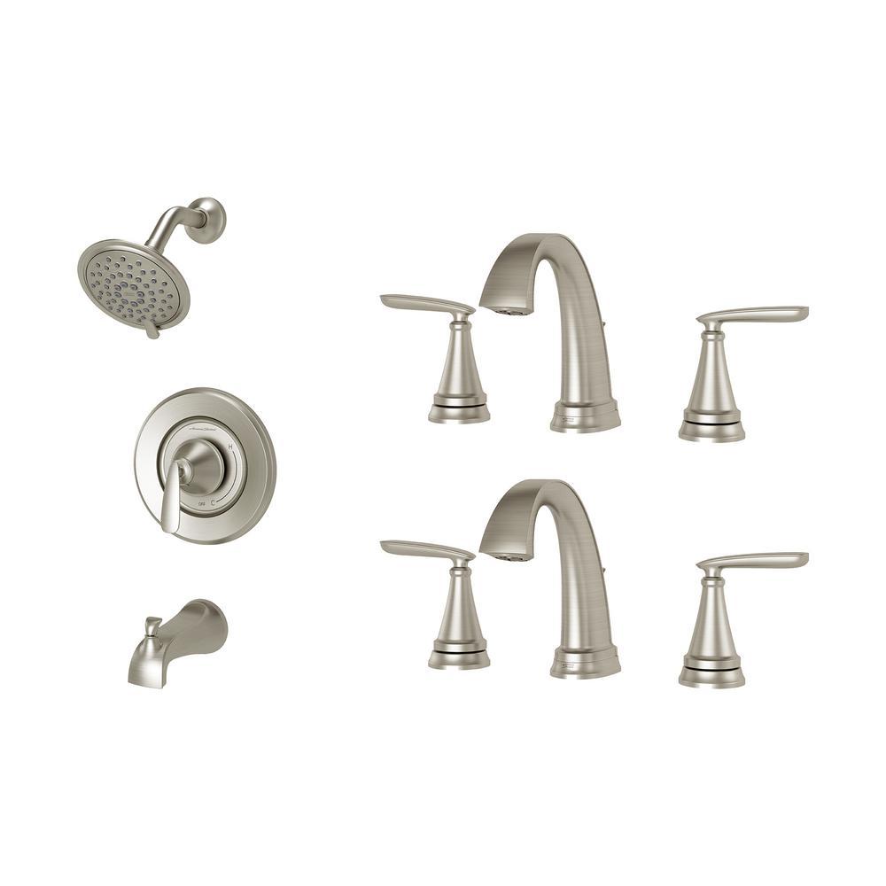 American Standard Somerville 8 in. Widespread Bathroom Faucet Set