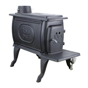 Us Stove Logwood 900 Sq Ft Epa Certified Cast Iron Stove