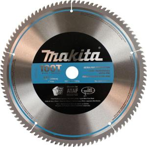 Makita 12 inch x 1 inch 100-Teeth Micro-Polished Miter Saw Blade by Makita