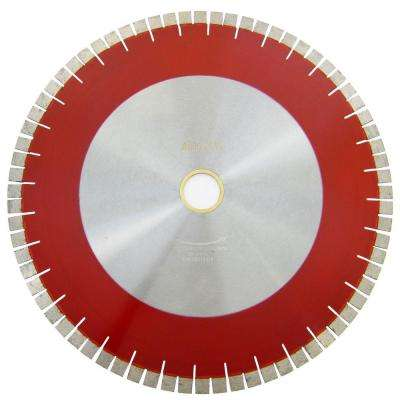 20 in. Bridge Saw Blade with V-Shaped Segment for Granite Cutting