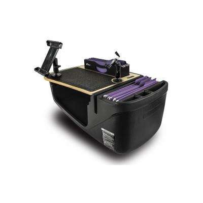 Efficiency FileMaster Elite with Built-In Power Inverter, X-Grip Phone Mount and iPad/Tablet Mount