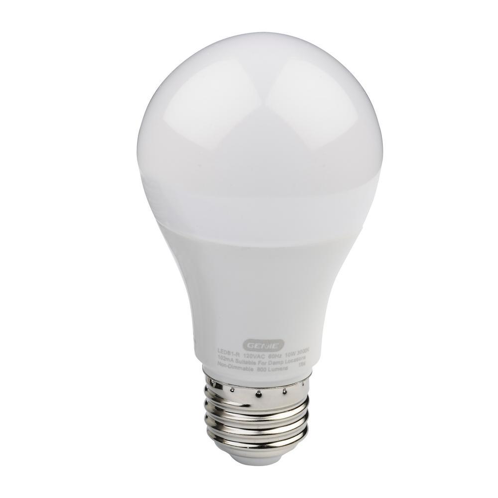 Genie Universal Garage Door Opener Led Light Bulb Gledb2 R