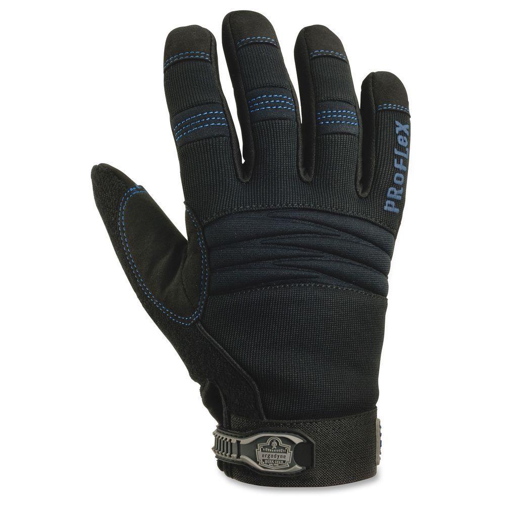 Pro-Flex 817 Thermal Utility Gloves, Black