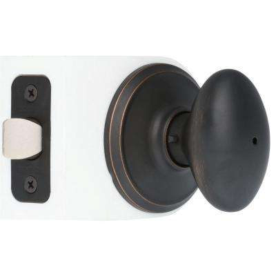 Siena Aged Bronze Bed and Bath Knob