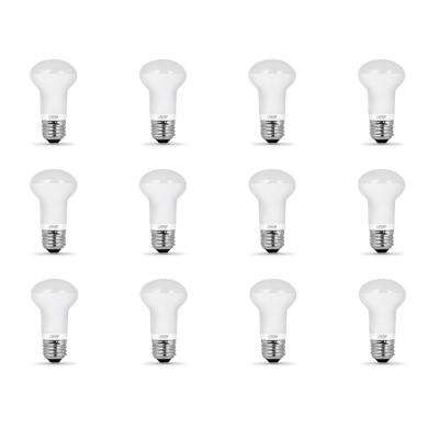 40-Watt Equivalent R16 Dimmable CEC Title 24 Compliant LED Energy Star Flood Light Bulb Soft White (12-Pack)