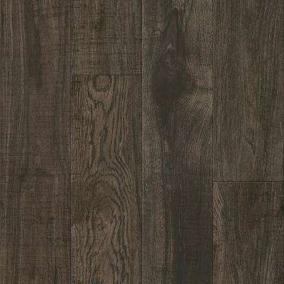 American Home Artesian Gray 6.5 in. x 48 in. Glue Down Luxury Vinyl Plank (34.66 sq. ft. / case)