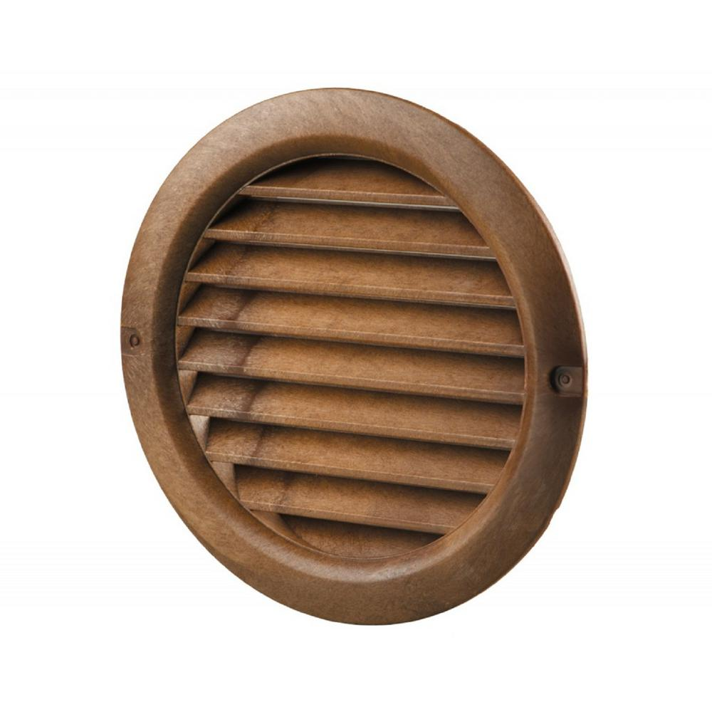 Vents 5 In Decorative Round Vent Cover 2 Pack Mv 125