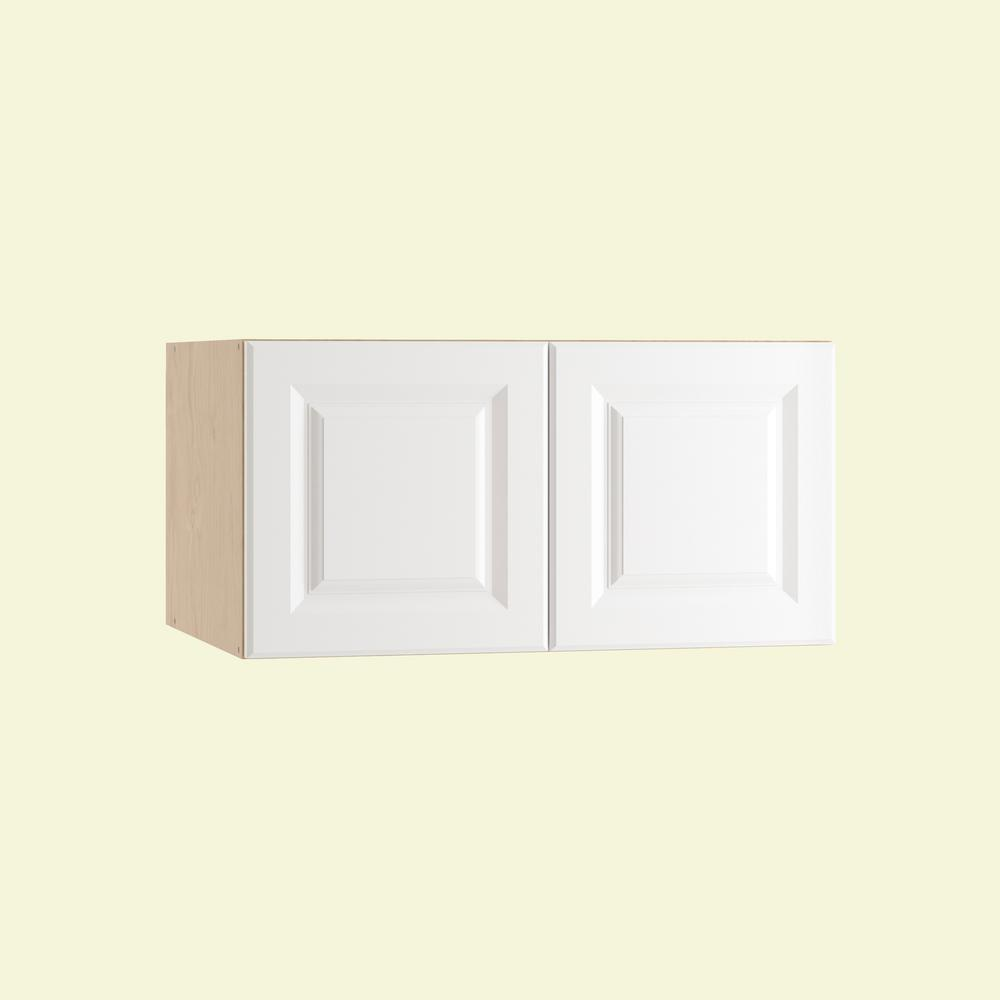 Beau Home Decorators Collection Ready To Assemble 30x18x12 In. Anzio Wall  Cabinet With 2 Soft Close