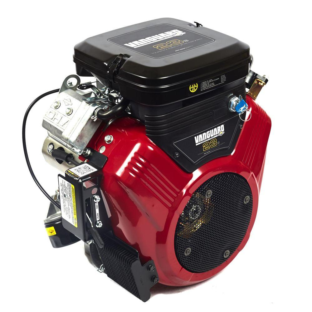 23 HP Horizontal Vanguard by Briggs and Stratton