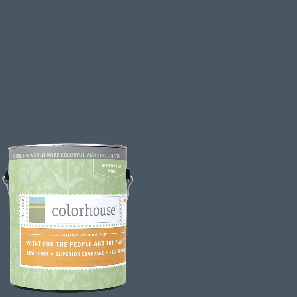Colorhouse 1 gal. Wool .06 Flat Interior Paint