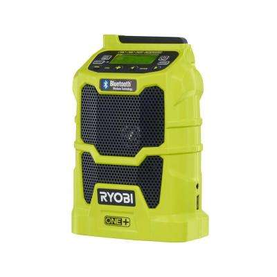 18-Volt ONE+ Compact Radio with Bluetooth Wireless Technology (Tool-Only)