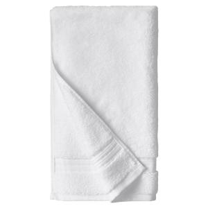 Egyptian Cotton Hand Towel in White