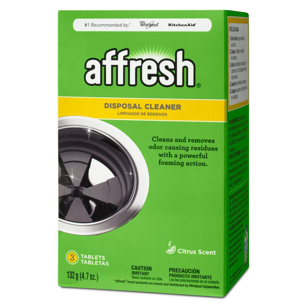 Affresh Disposal Cleaner Tablets