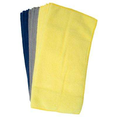 Microfiber Cleaning Cloths (18-Pack)