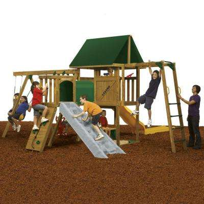 Legend Gold Ready to Assemble Playset