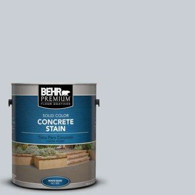 1 gal. #PFC-61 Foggy Morn Solid Color Interior/Exterior Concrete Stain