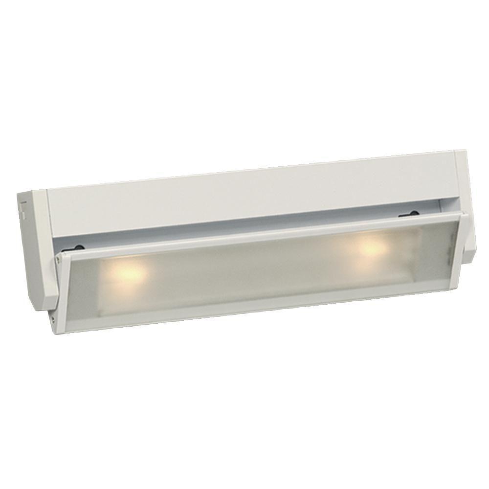 Filament Design N 2 Light White Halogen Under Cabinet Strip