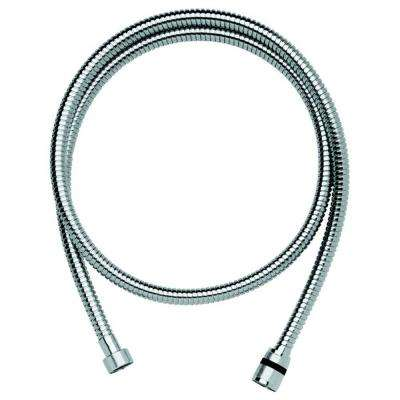 Movario 69 in. Handshower Hose in StarLight Chrome