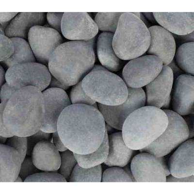 0.4 cu. ft. 1 in. to 3 in. 30 lbs. Gray Mexican Beach Pebble (32-Pack Pallet)