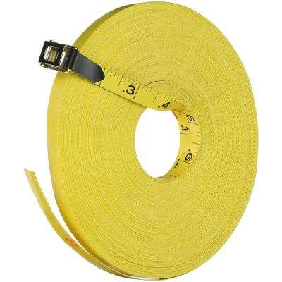 1/2 in. x 200 ft. Engineer Fiberglass Tape Refill