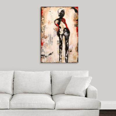 """""""Caught Up in the Mix"""" by  Erin Ashley Canvas Wall Art"""