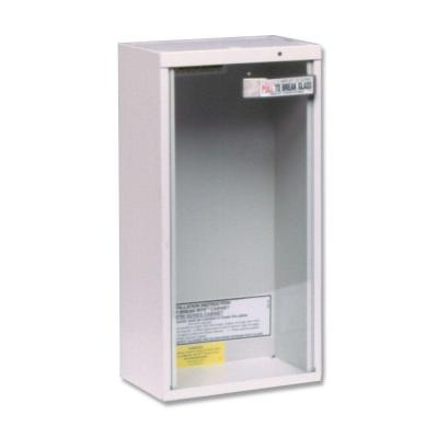 Surface Mount Fire Extinguisher Cabinet for 5 lbs. Fire Extinguishers