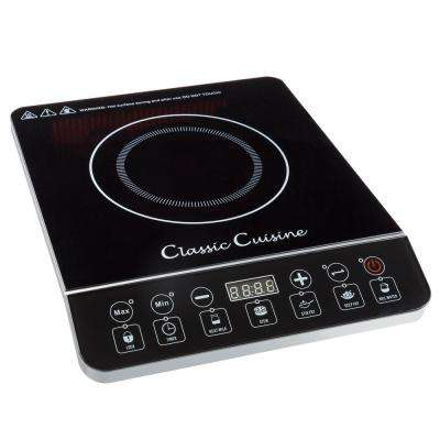 Multi-Function 1800-Watt Portable Induction Cooker