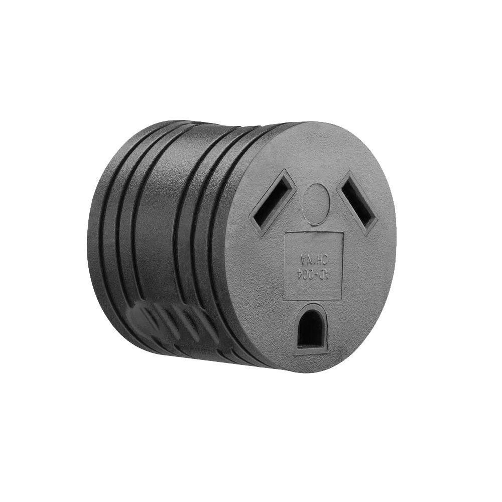 Outlet 3 Prong Oven Electrical Cord Plug Wiring 4 To Powerfit 20 Amp 120 Volt Standard Male 30 Rv