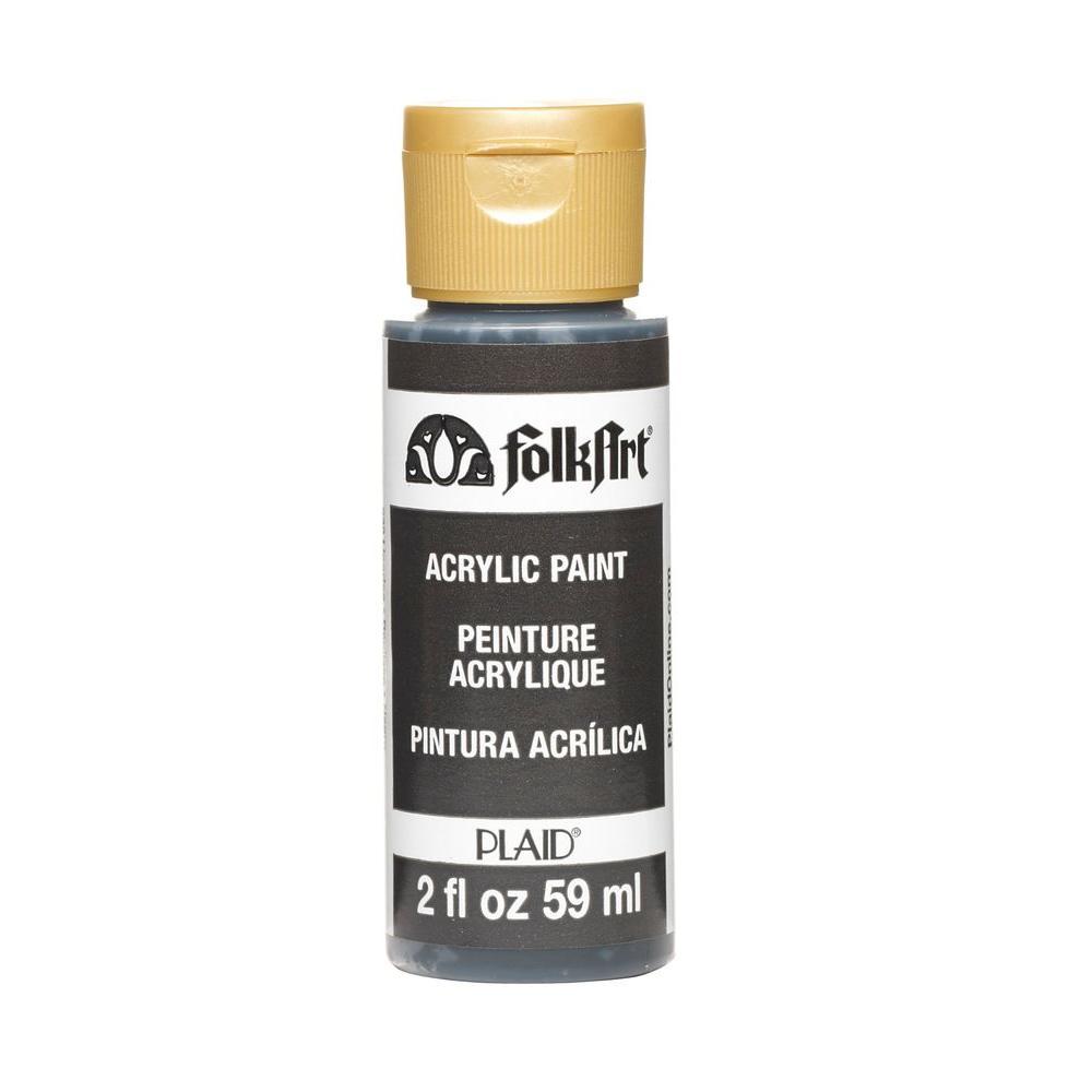 2 oz. Licorice Acrylic Craft Paint