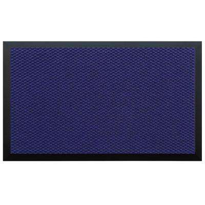 Purple 48 in. x 96 in. Teton Residential Commercial Mat