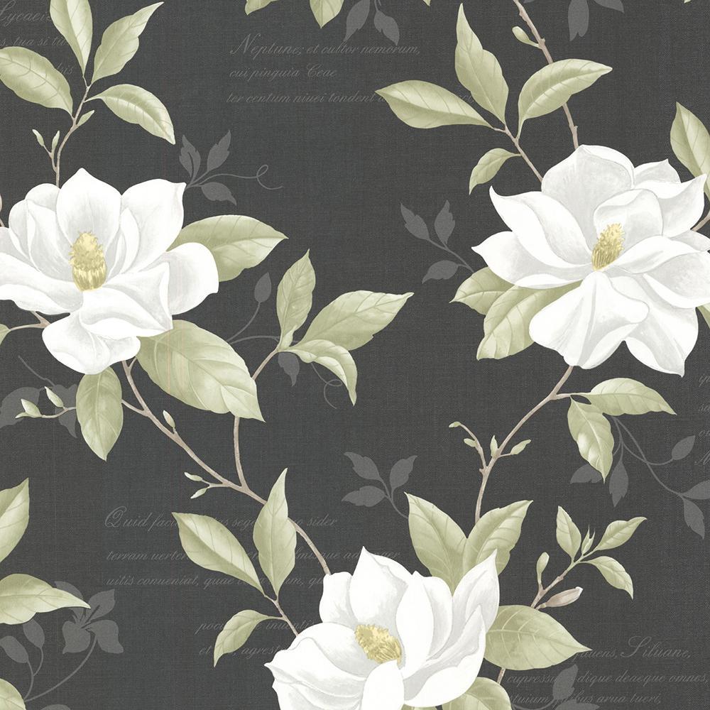 Cressida Black Magnolia Trail Vinyl Peelable Wallpaper (Covers 56.4 sq. ft.)