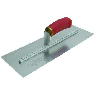 20 in. x 5 in. PermaShape Broken-In Finishing Trowel