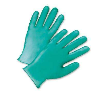 Disposable Heavy Duty Vinyl Gloves (10-Count)