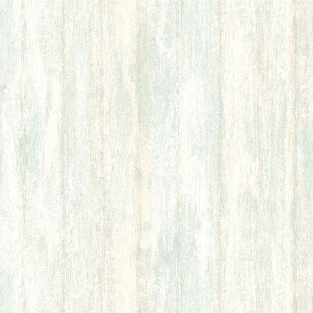 Chesapeake Chatham Blue Driftwood Panel Wallpaper