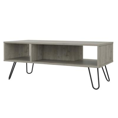 Aster 39 in. Ash Rectangular Coffee Table