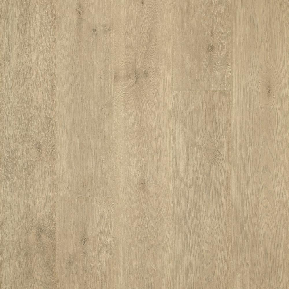 Outlast+ Waterproof Natural Cascade Oak 10 mm T x 7.48 in. W x 47.24 in. L Laminate Flooring (19.63 sq. ft. / case)