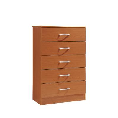 5-Drawer Cherry Chest of Drawers