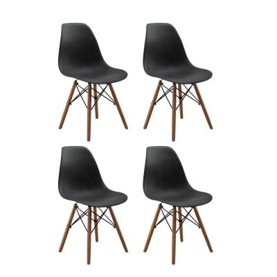 Nantes Grey DSW Dining Side Chair Set of 4