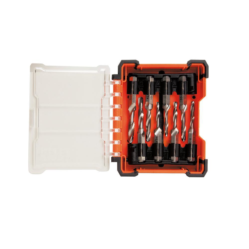 8-Piece Drill Tap Tool Kit
