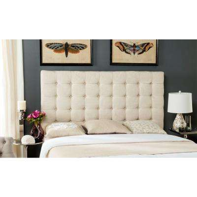 Lamar Wheat Queen Headboard